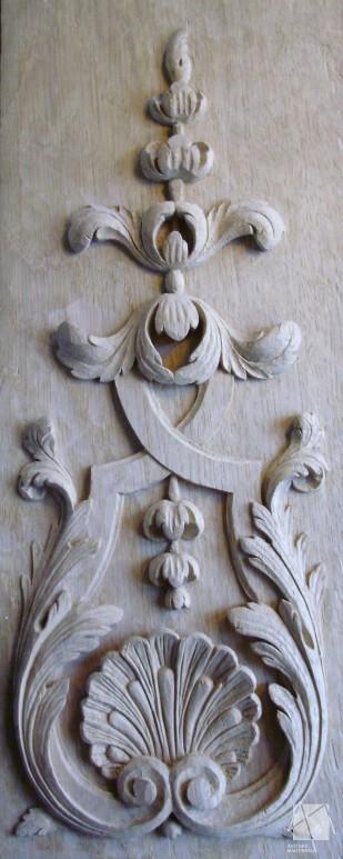Boiserie Louis XIV Chêne